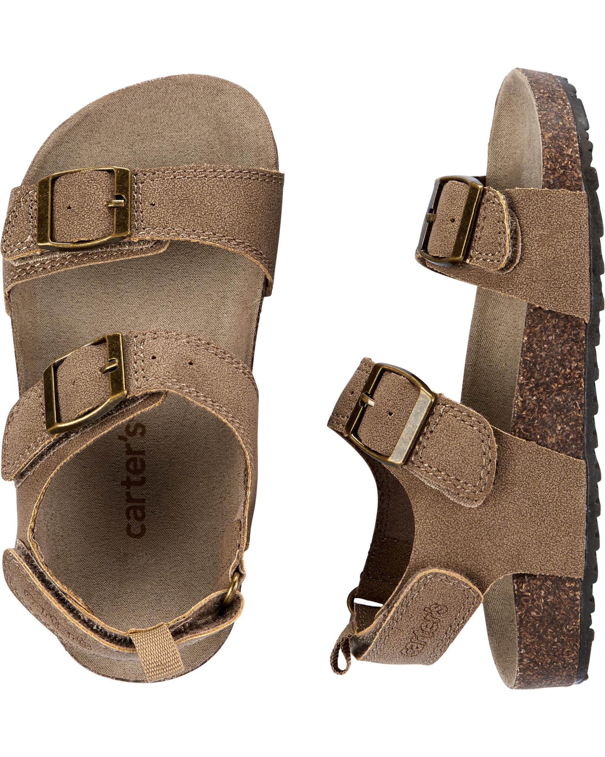 Carter's Cork Sandals