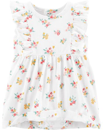 4c46bd528270a Baby Girl Dresses & Rompers | Carter's | Free Shipping