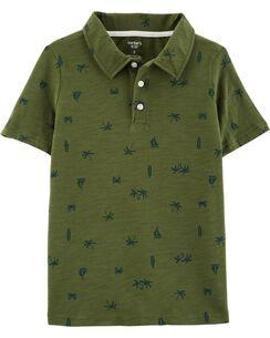 29281f6f5e Kid Boy Polos | Carters.com