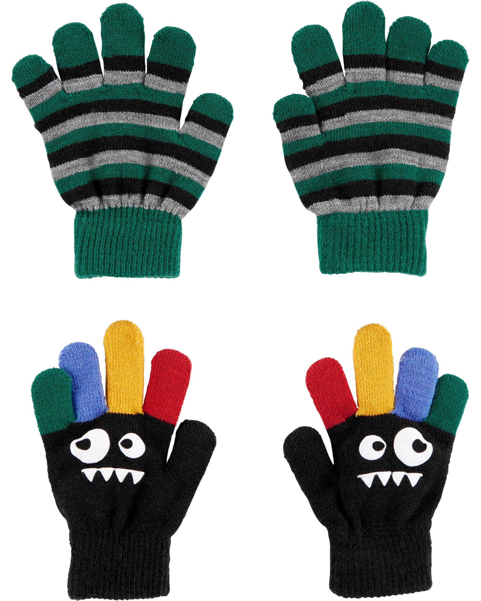 2-Pack Monster Gripper Gloves