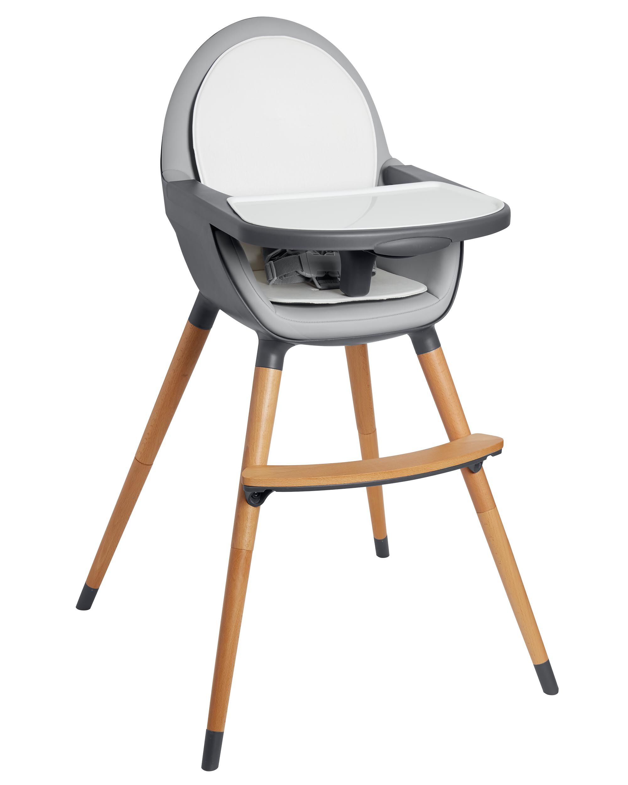 Baby Girl Tuo Convertible High Chair Skiphopcom