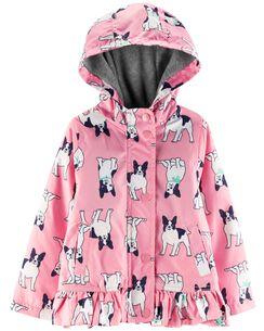 66e50e42b476 Baby Girl Rain Jackets
