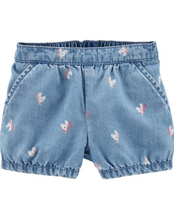 2e7351f26d8a6 Baby Girl Shorts & Skirts   Carter's   Free Shipping