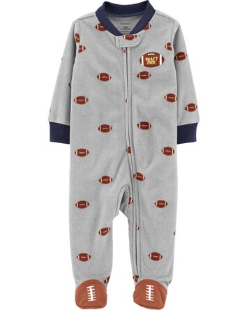 Christmas Footie Pajamas For Kids.Baby Boy Pajamas Carter S Free Shipping