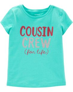 b04732bc4745f Toddler Girl Graphic Tees | Carter's