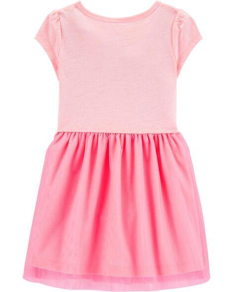 c0697c96b2e72 Unicorn Tulle Dress; Unicorn Tulle Dress ...