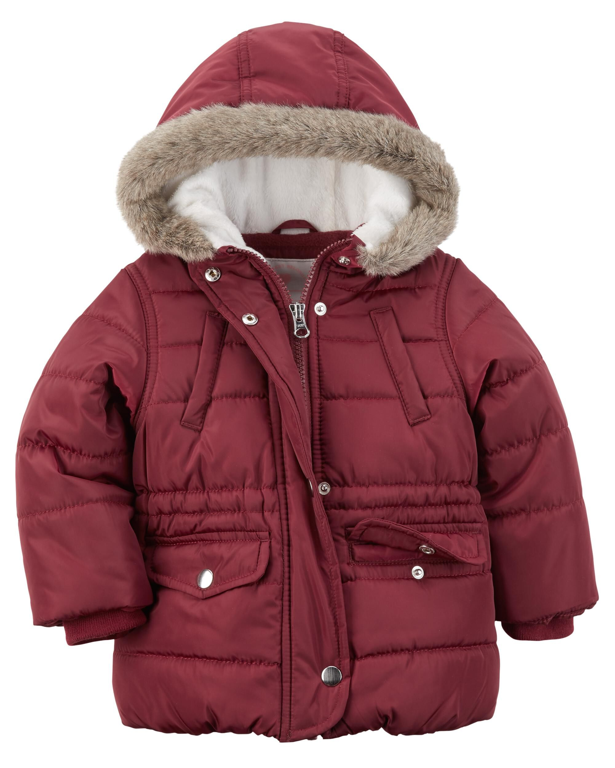 Shop newborn baby girl jackets, snowsuits & so much more at The Children's Place. Shop the PLACE where big fashion meets little prices!