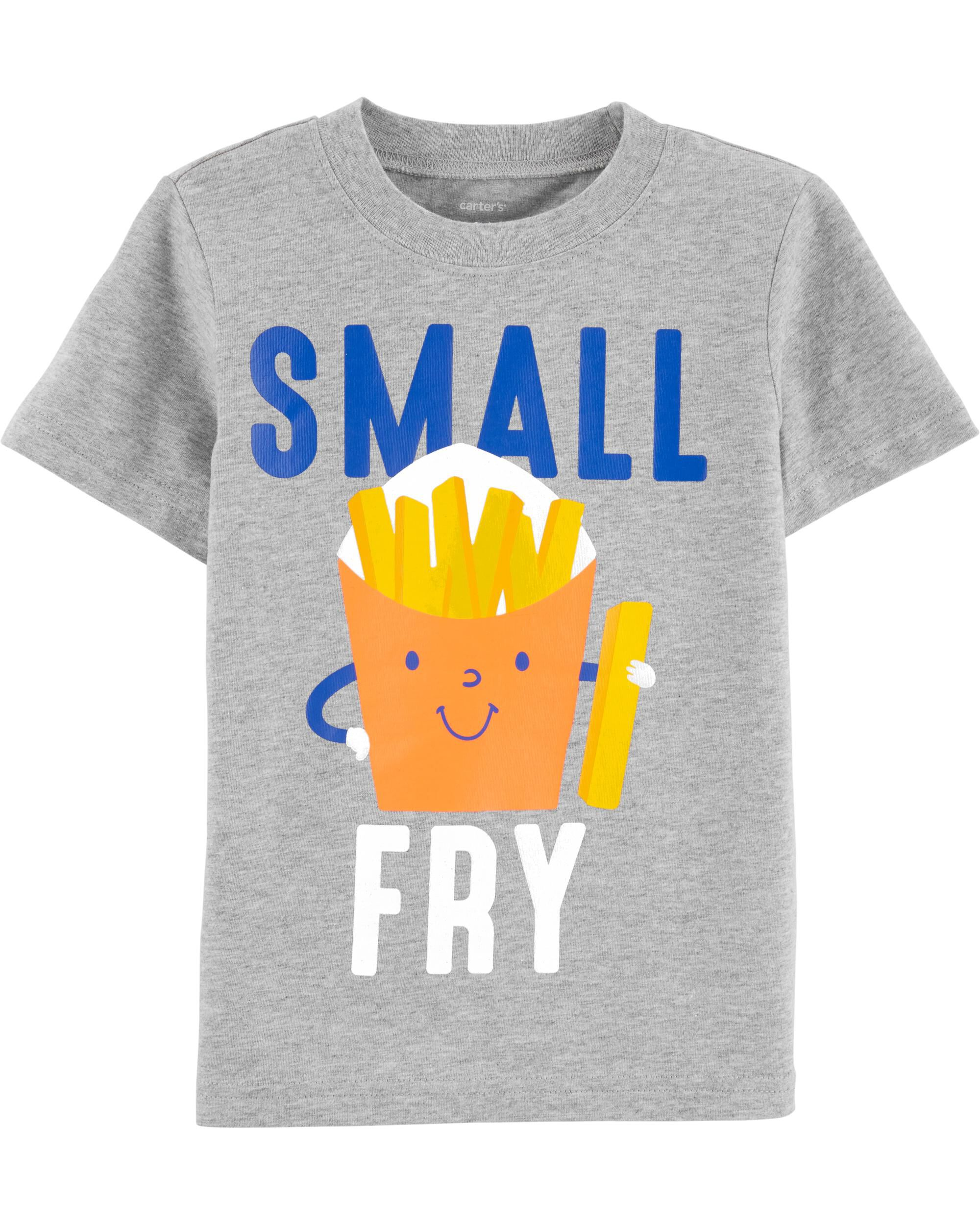 *CLEARANCE* Small Fry Jersey Tee