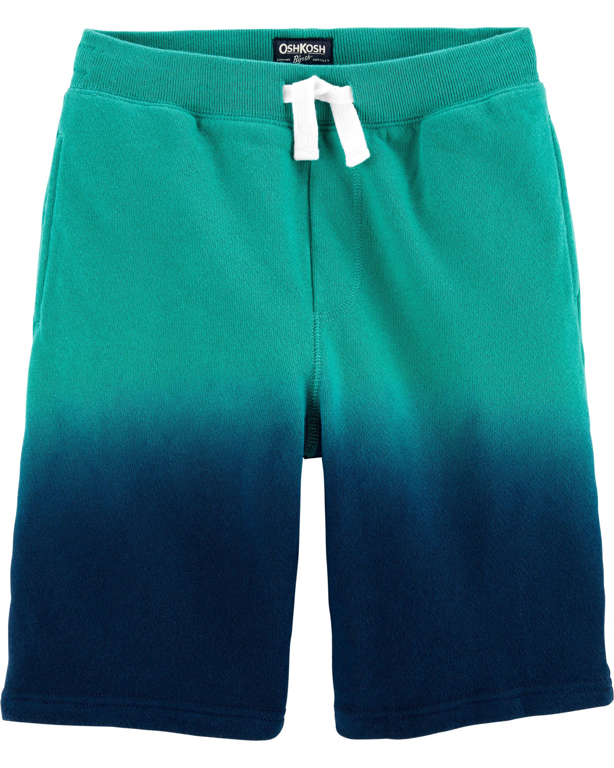 *DOORBUSTER* Dip-Dye Pull-On Shorts