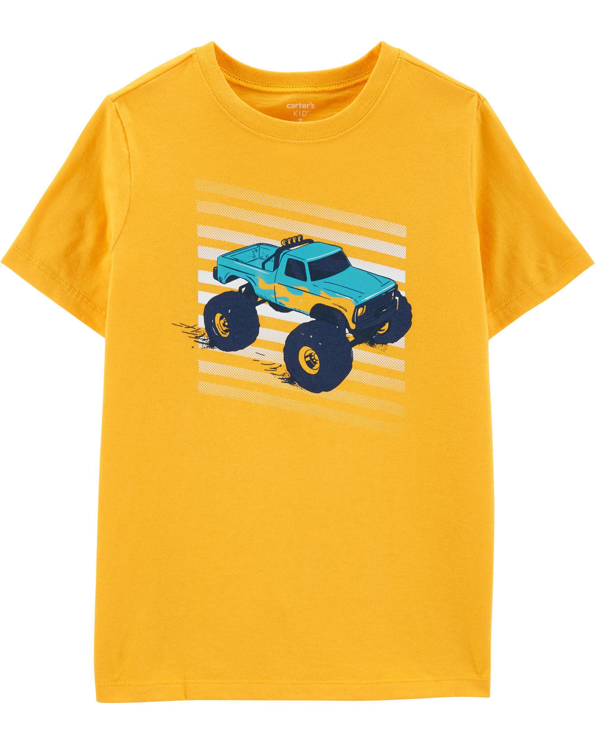*DOORBUSTER* Monster Truck Jersey Tee