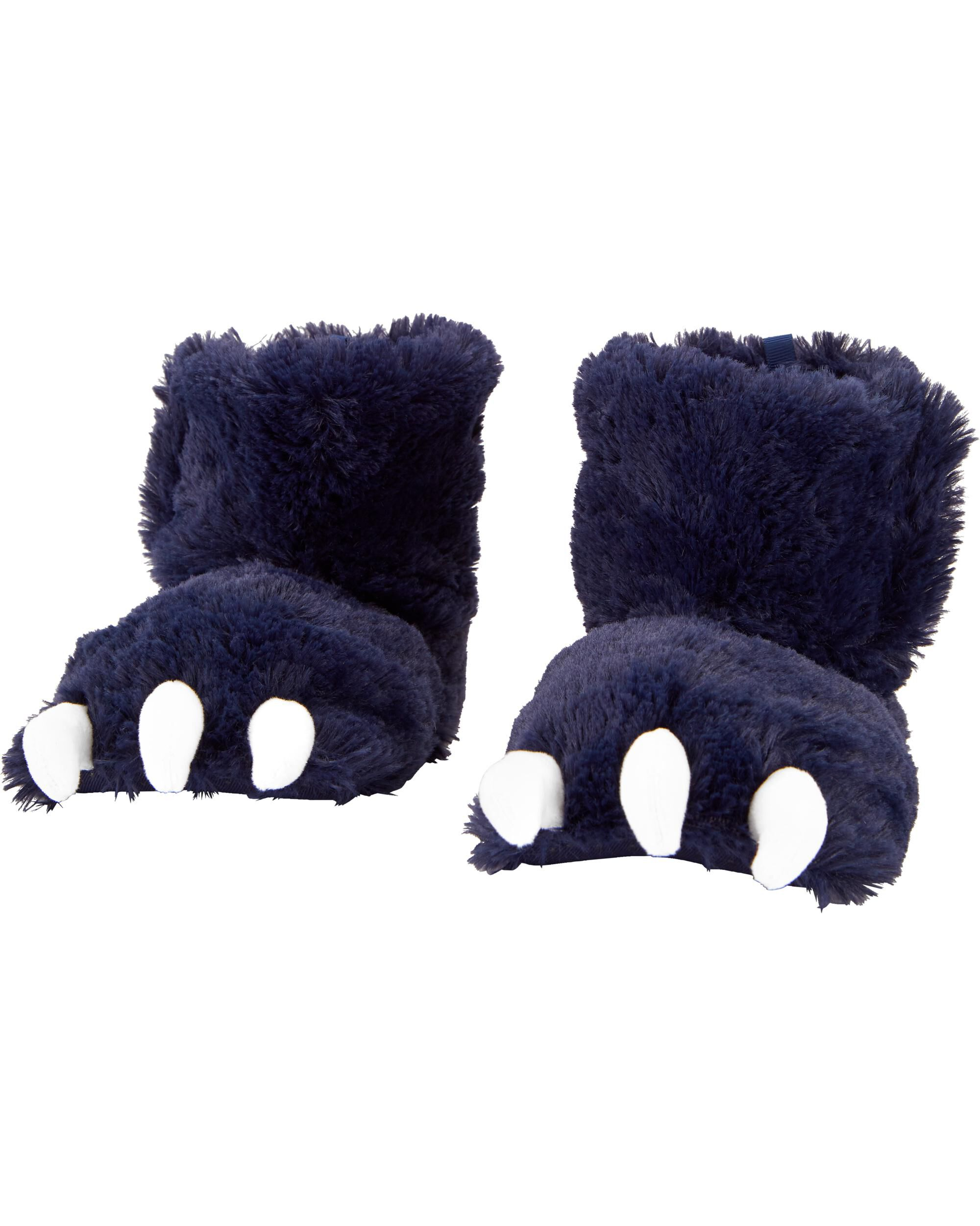 carters boys slippers