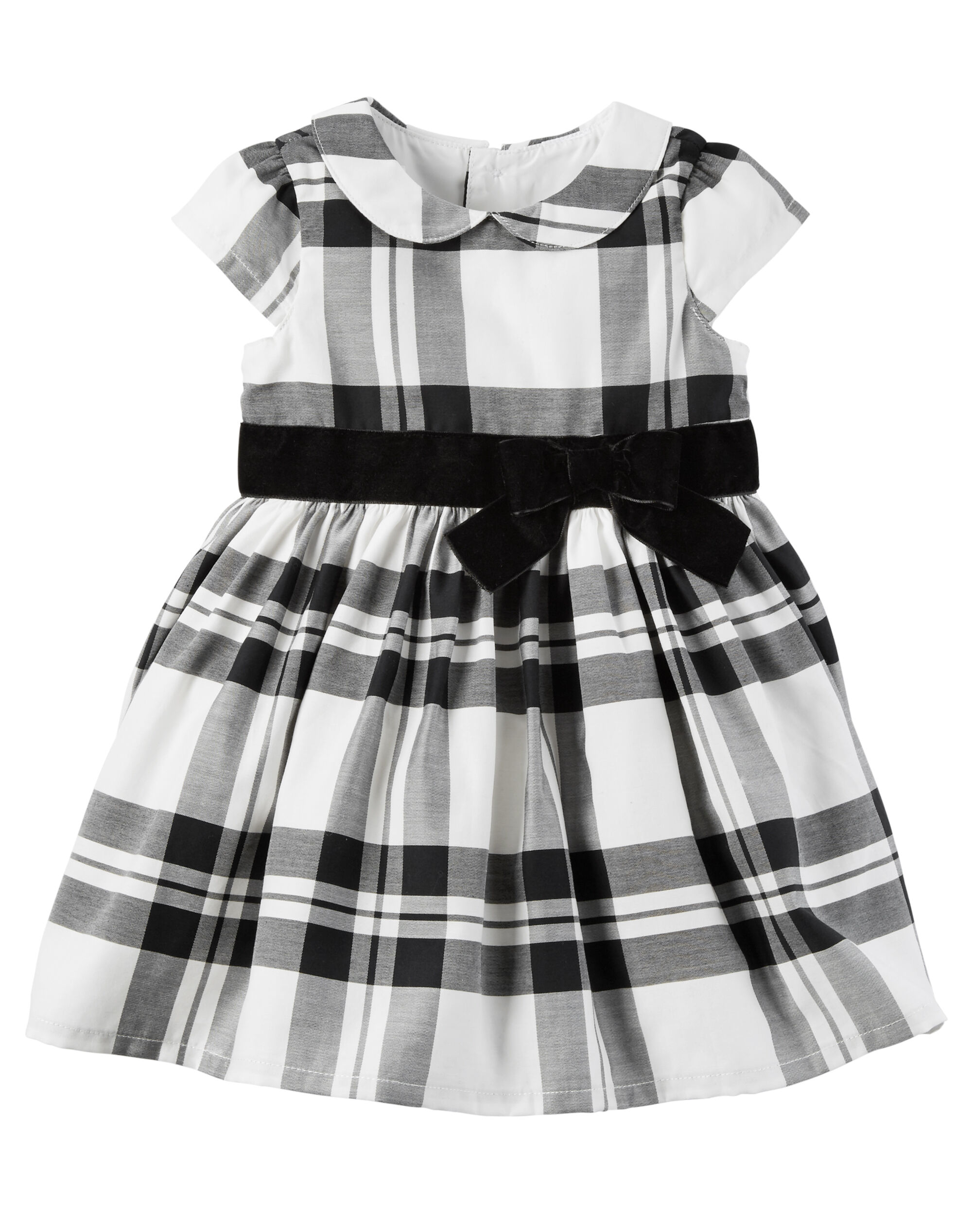 Plaid Dress Carters Com
