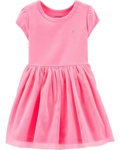2260dbe28 Baby Girl Dresses & Rompers | Carter's | Free Shipping