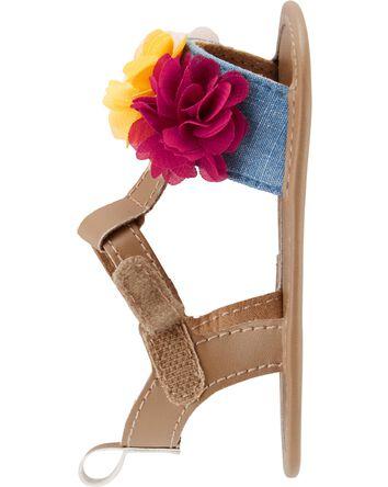 242062e52a5e5 Baby Girl Shoes | Carter's | Free Shipping