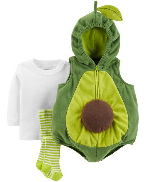 dbceff840 Little Avocado Halloween Costume · Little Avocado Halloween Costume