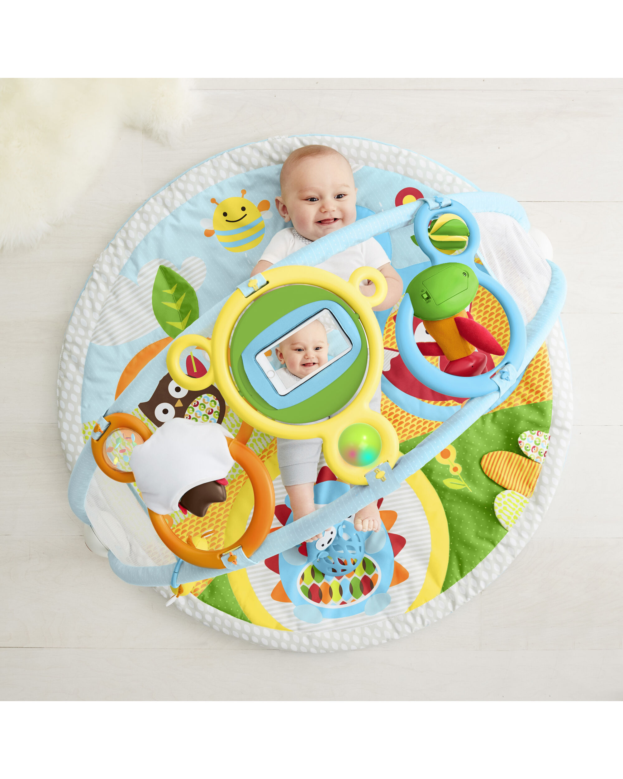 eco products non toxic little mat funnimal play children babies f and baby genie for proby