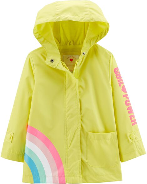 Girl Power Raincoat