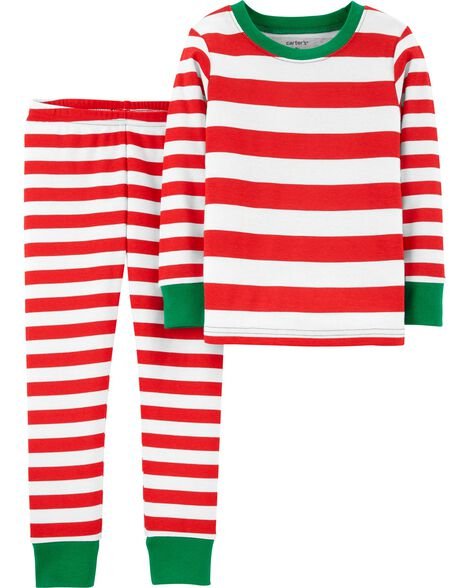2-Piece Christmas Snug Fit Cotton PJs ... 2e5625084