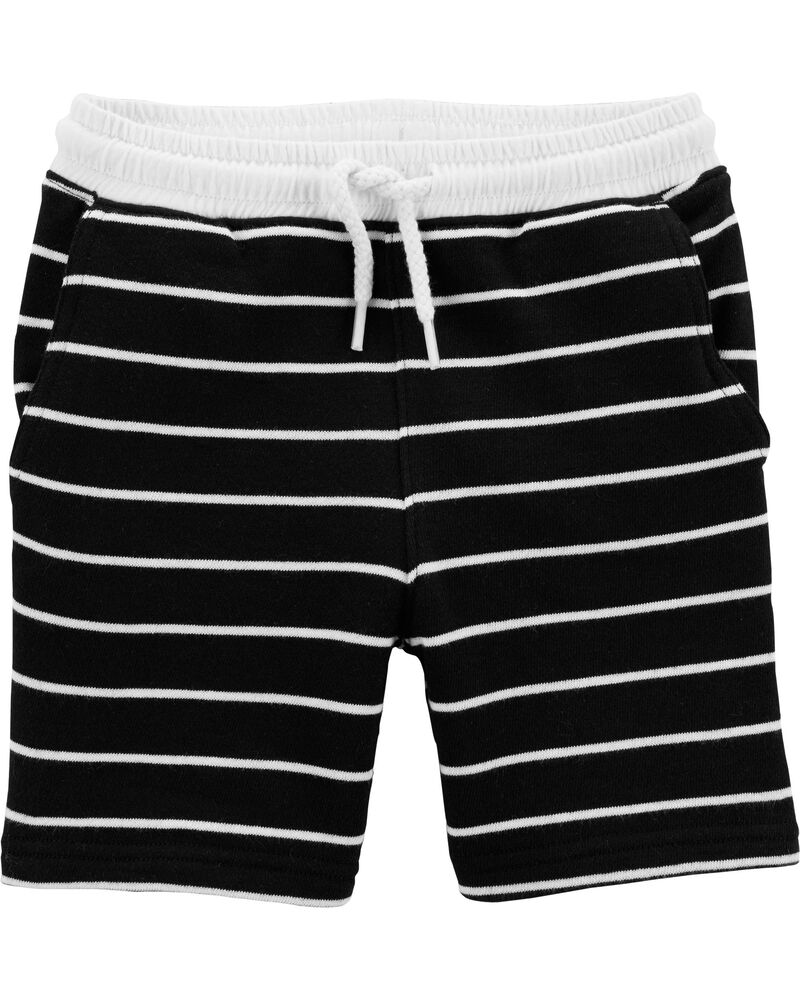 Simple Joys by Carters Boys Multi-Pack Knit Shorts