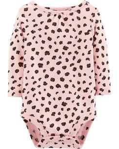 b9e468c17f95 Leopard Collectible Bodysuit