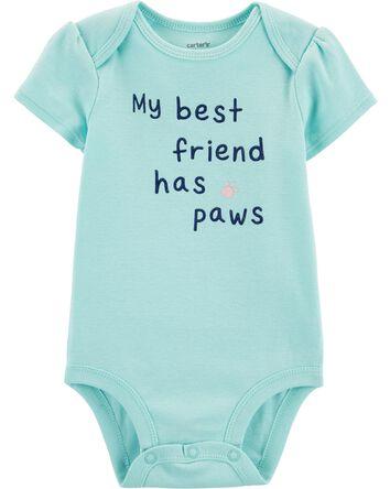 a8383958158bd Baby Girl Bodysuits | Carter's | Free Shipping