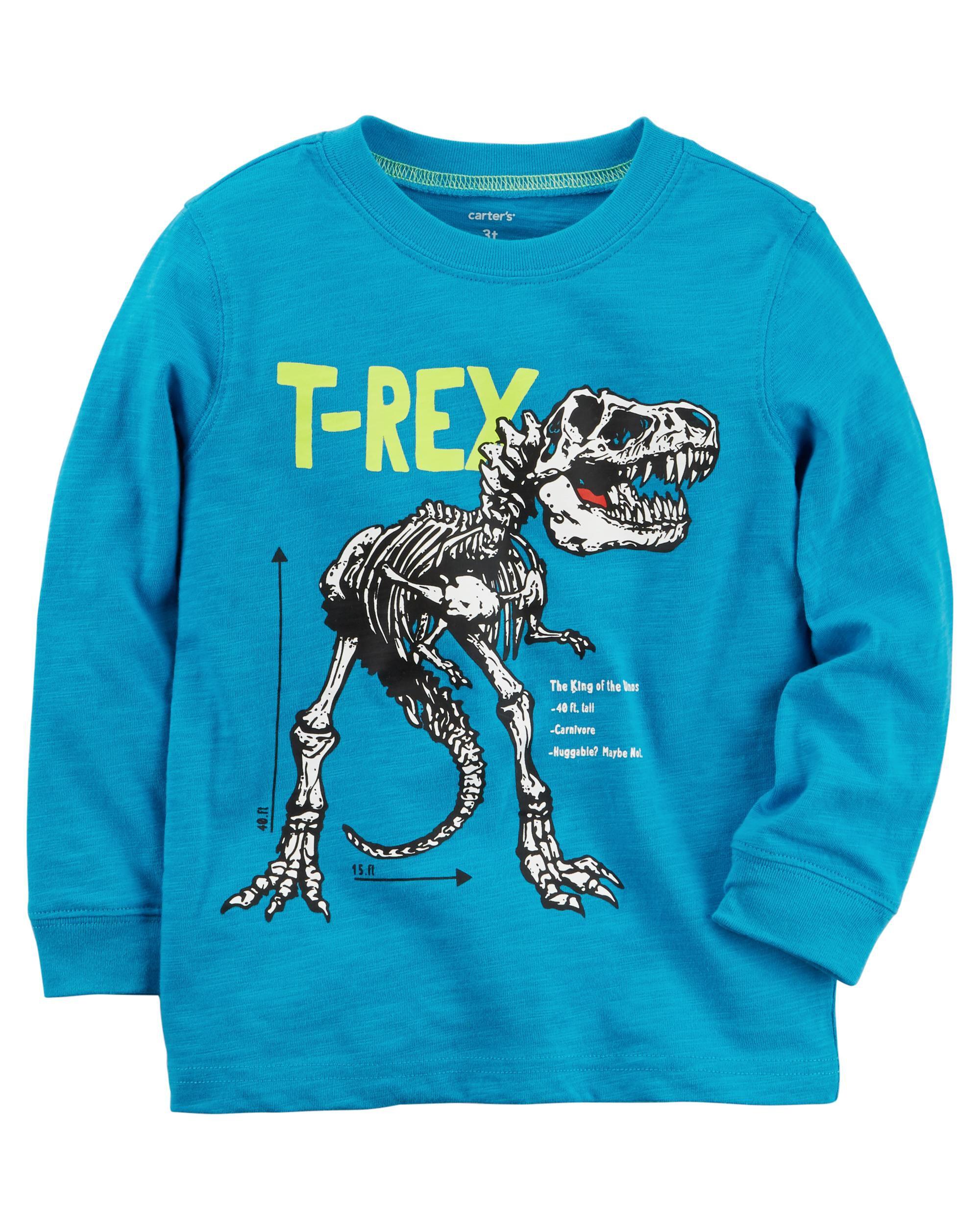 T-Rex Jersey Tee