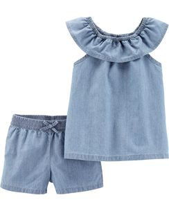 d9c73138e66c Toddler Girl Sets | Carter's | Free Shipping