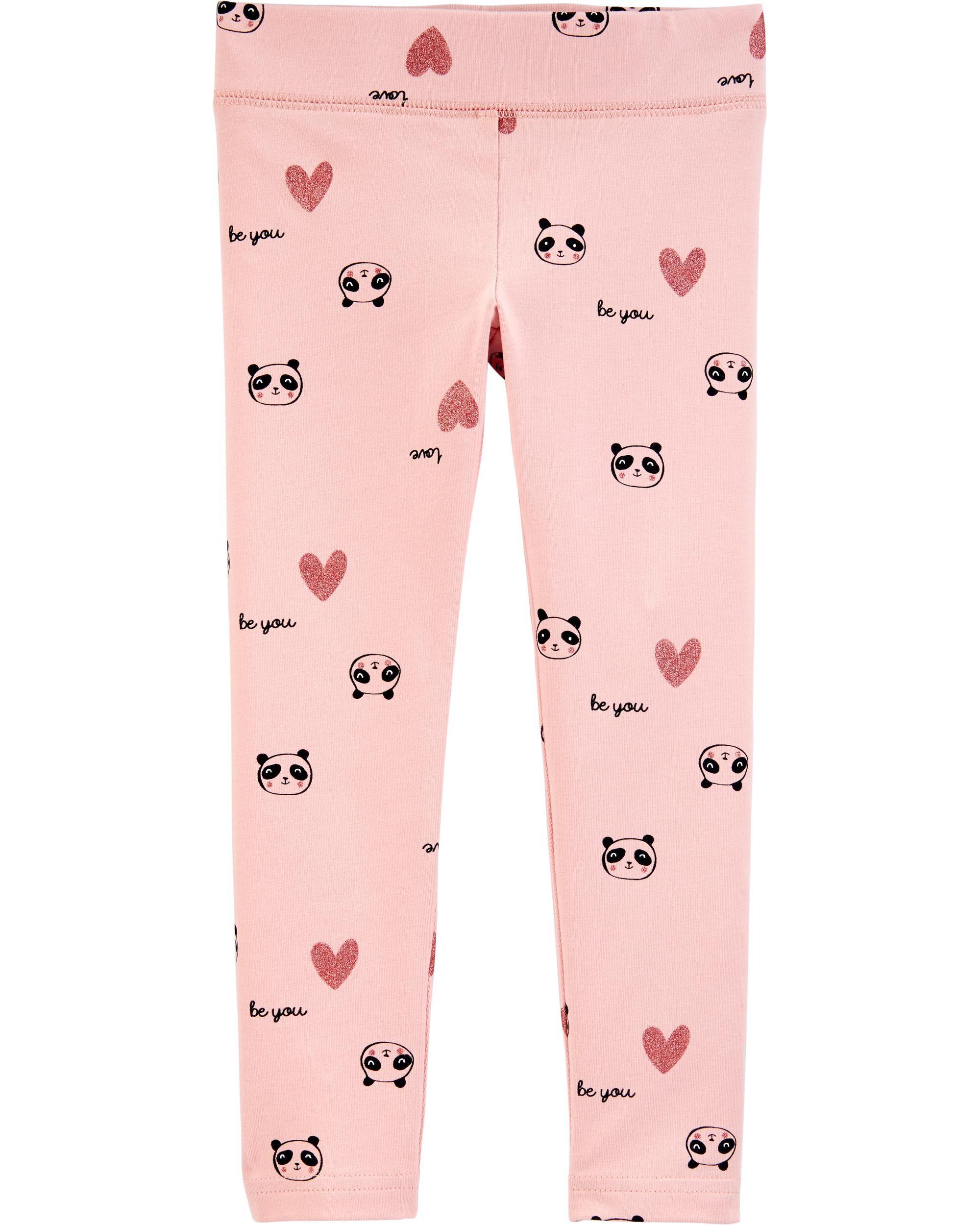 *CLEARANCE* Panda Leggings