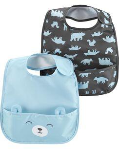 f02144b13 Baby Boy Burp Cloths & Bibs   Carter's   Free Shipping