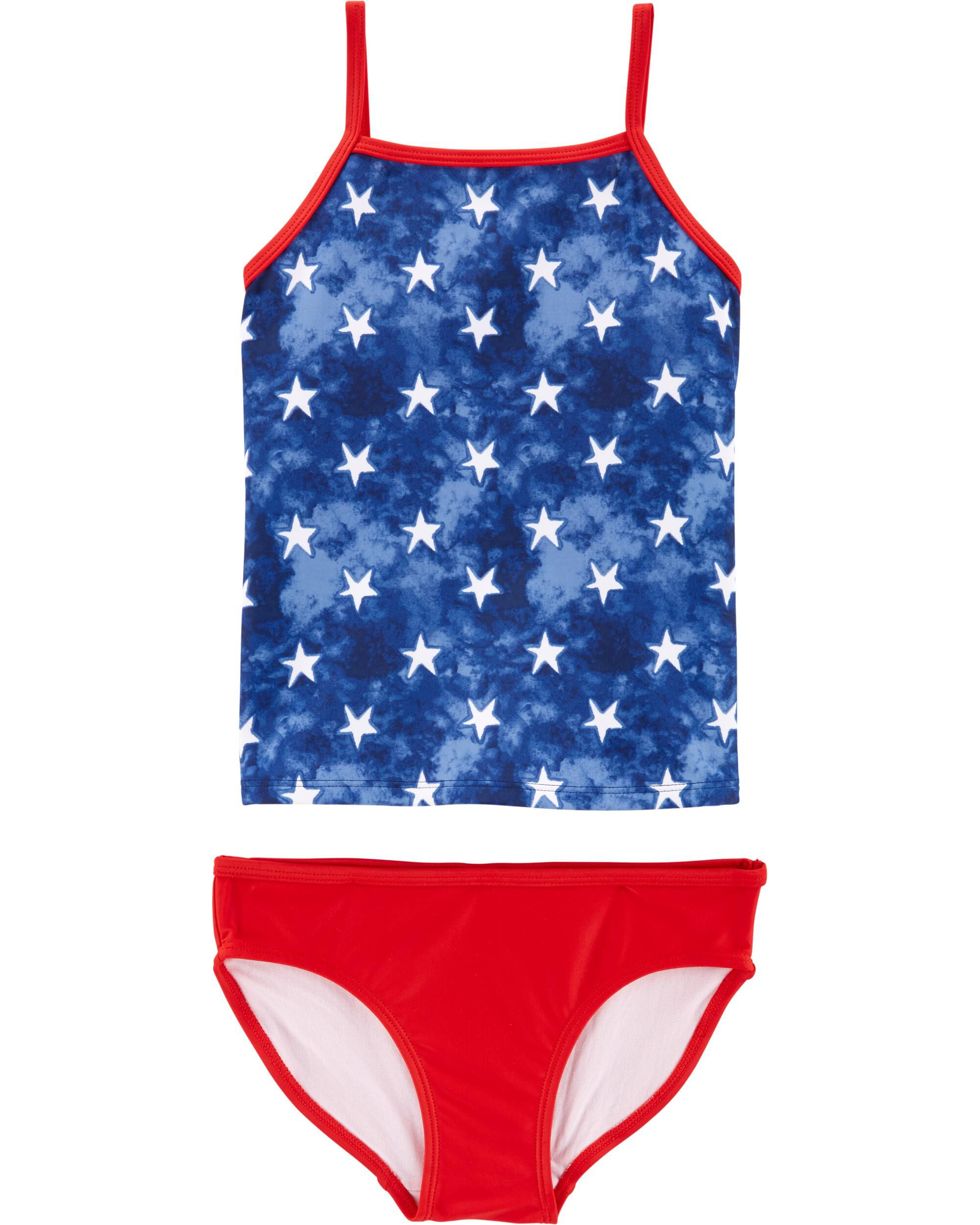 *DOORBUSTER* Carter's 2-Piece 4th Of July Tankini