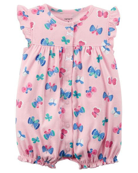 c0e18849aa01 Butterfly Snap-Up Romper ...