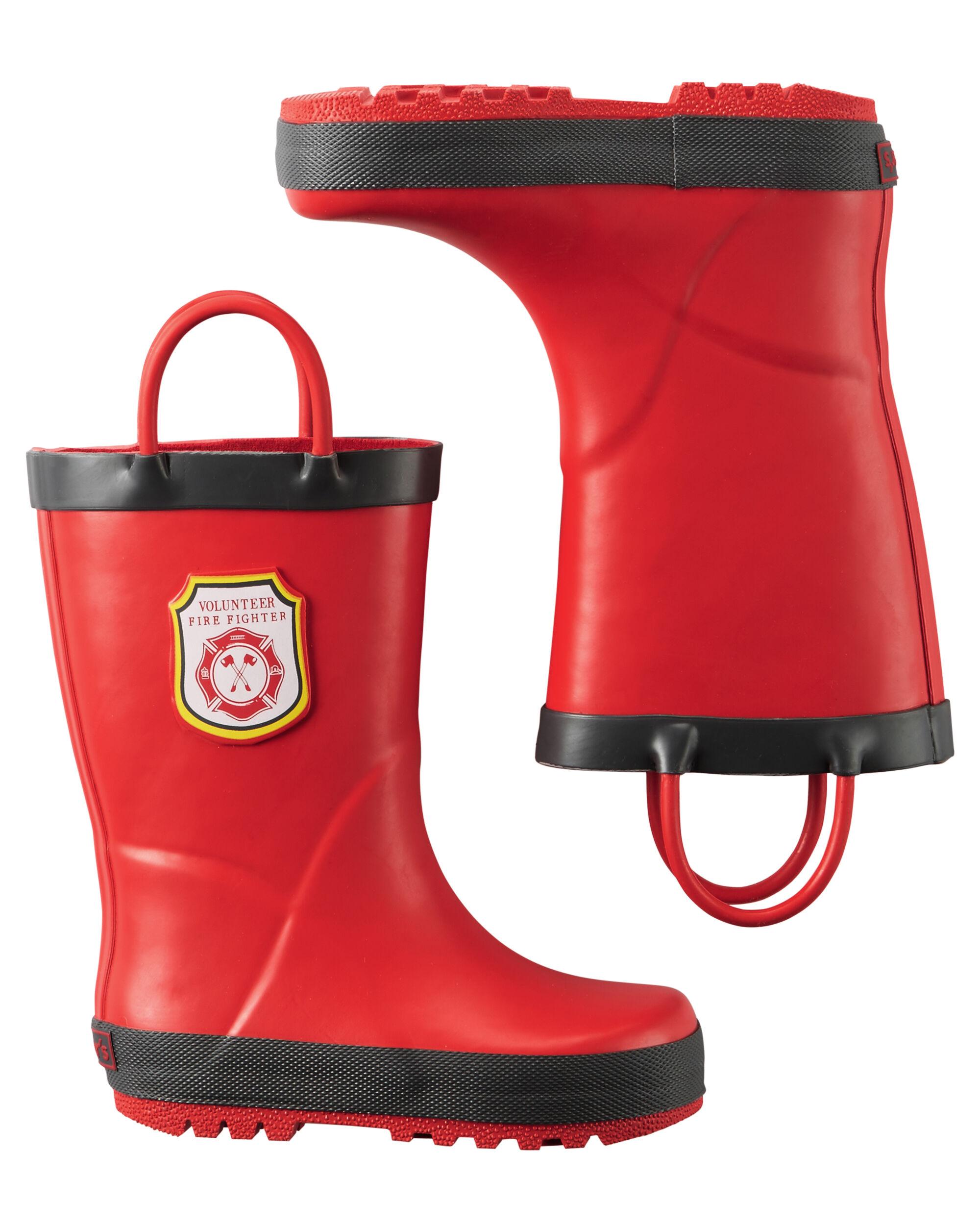 Firefighter Rain Boots | Carters.com