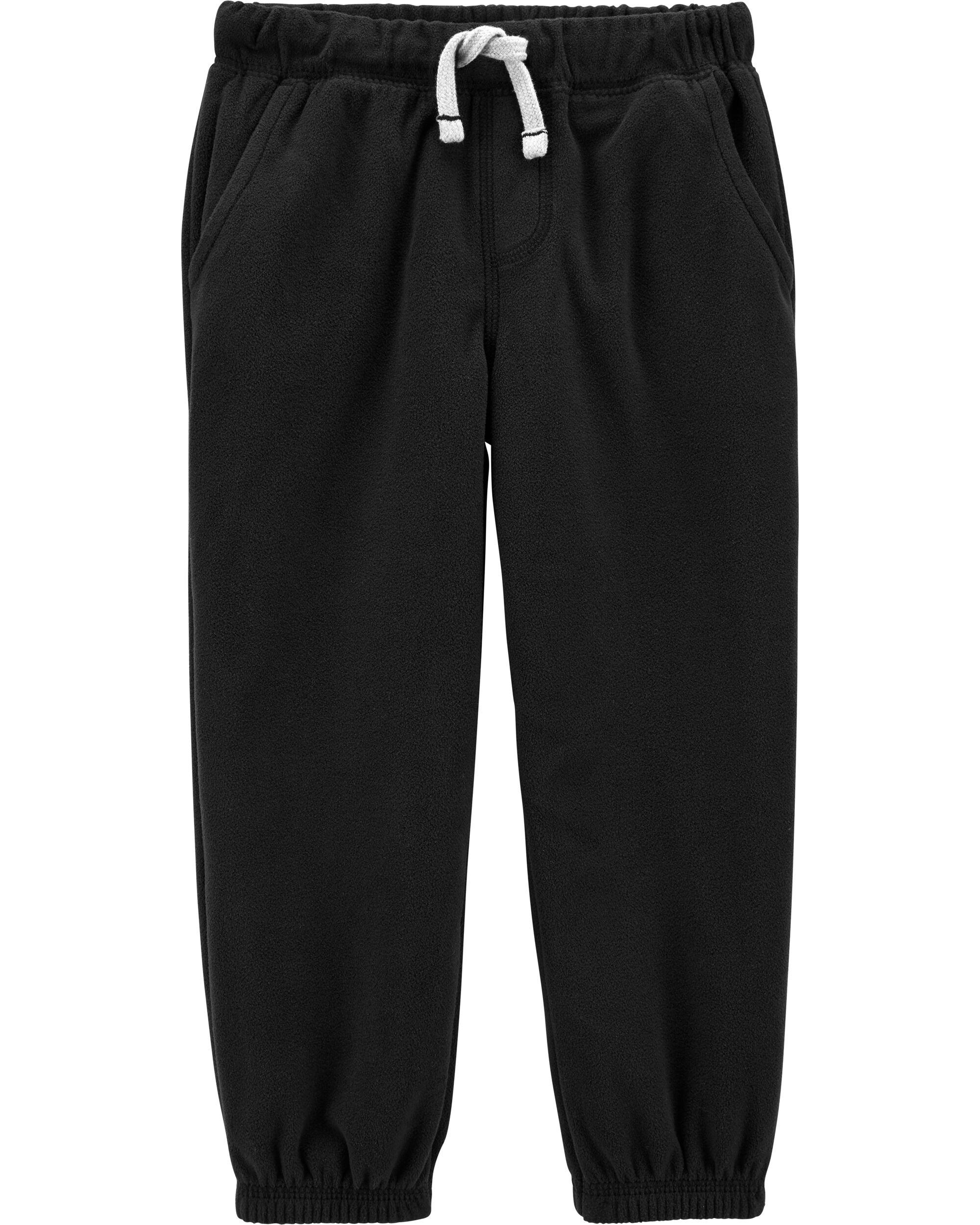 *DOORBUSTER* Pull-On Fleece Sweatpants
