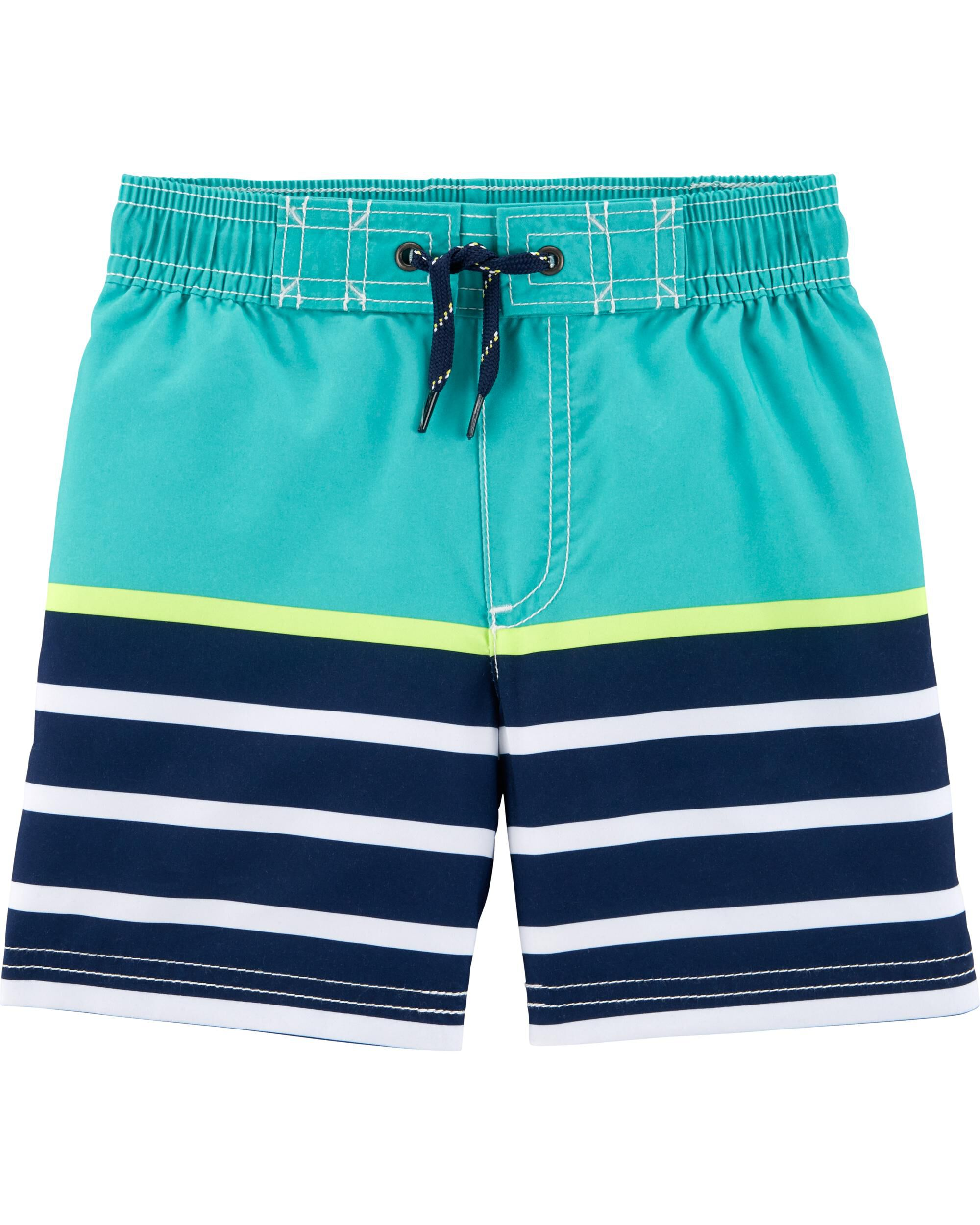 e76b5c211a Carter's Striped Swim Trunks | Carters.com