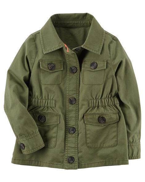 e37e74d98cf5 Twill Jacket