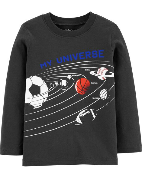 Sports Universe Jersey Tee