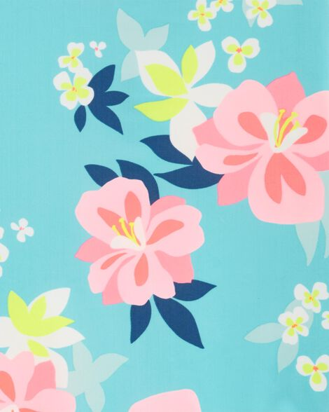 cc92742f4 Carter s Floral 1-Piece Rashguard