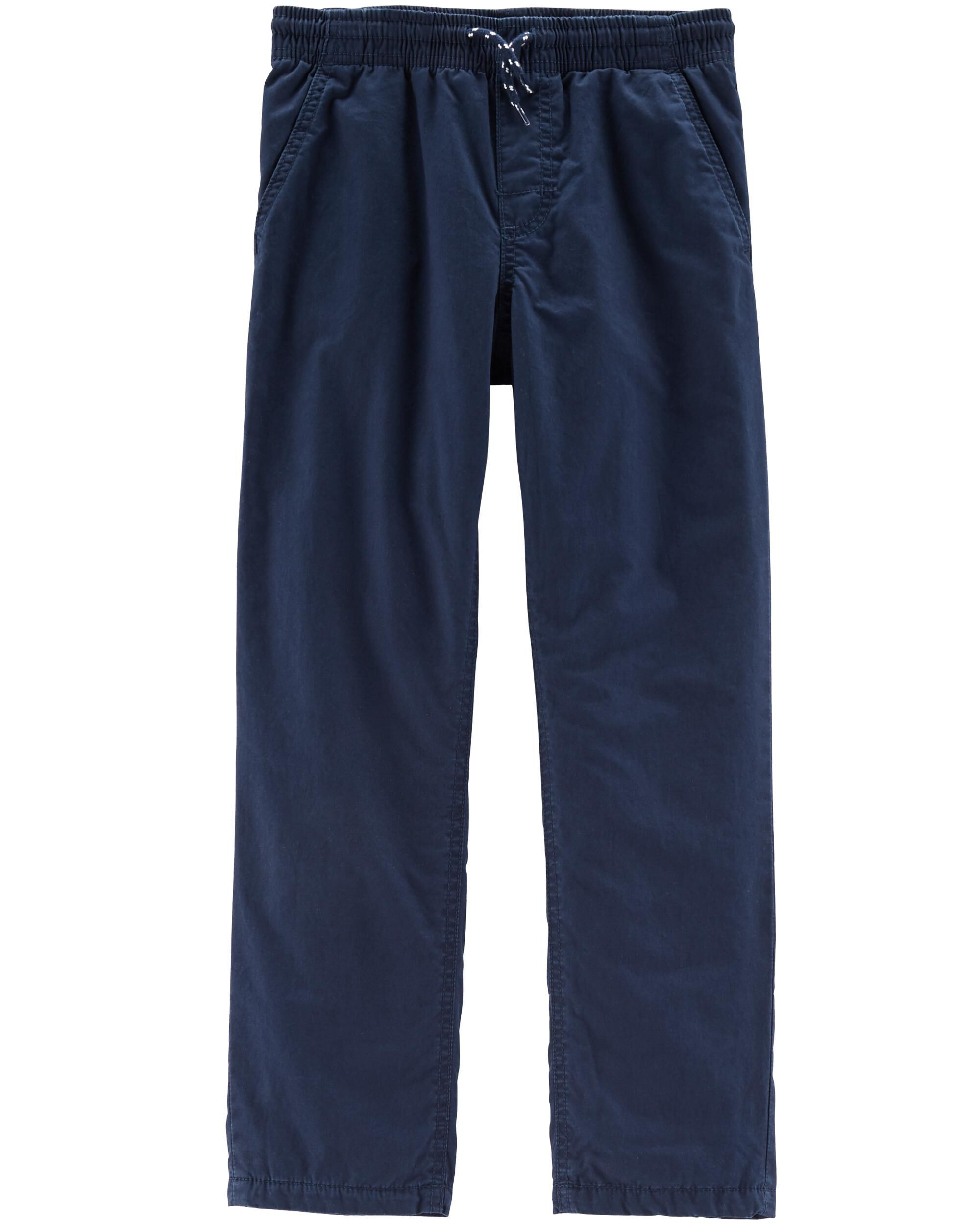 Only Uniform Girls Pull Up Heart Pocket School Trousers Kids Schoolwear Pants UK