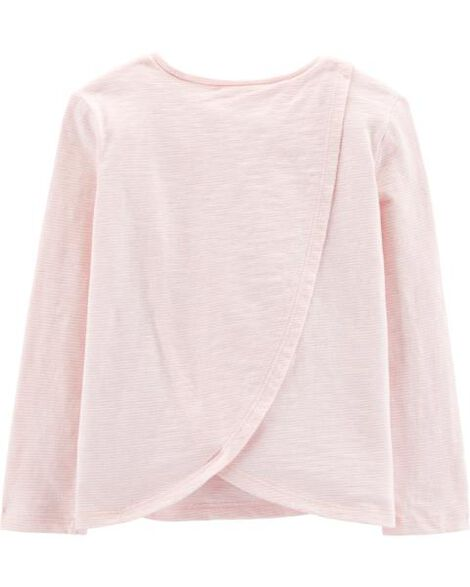 To Cute To Be True Tulip Back Tee