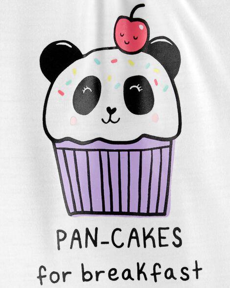 3-Piece Pancakes Poly PJs