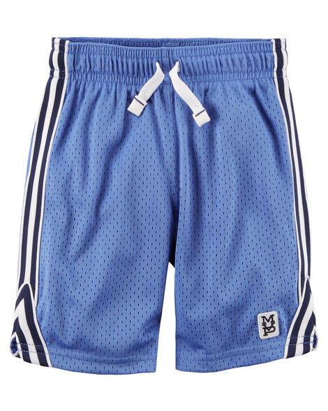 76a9ef63b Pull-On Mesh Shorts | Carters.com