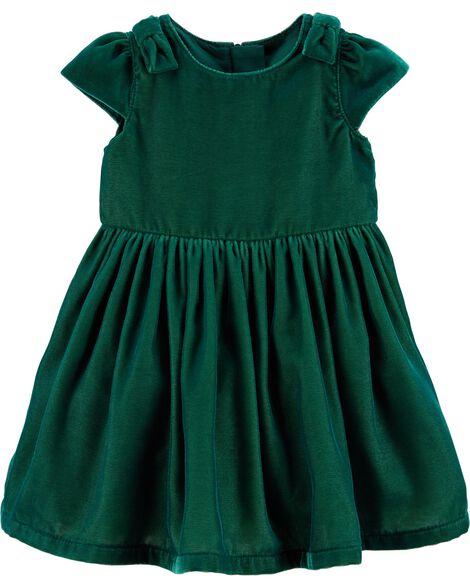 dfee44b257301 Velvet Holiday Dress
