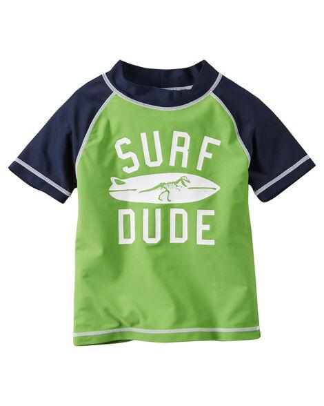 de03b53c2e Carter's Surf Dude Rashguard | Carters.com