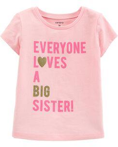 f3f598da2b34 Toddler Girls Tops | Carter's | Free Shipping