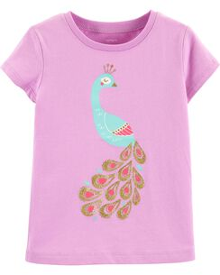 a5db88e6d16e9 Toddler Girls Tops | Carter's | Free Shipping