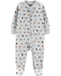9263e48d5 Baby Boy One-Piece Jumpsuits & Bodysuits | Carter's | Free Shipping