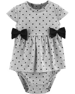 c2d11aa3f Baby Girl Dresses & Rompers | Carter's | Free Shipping