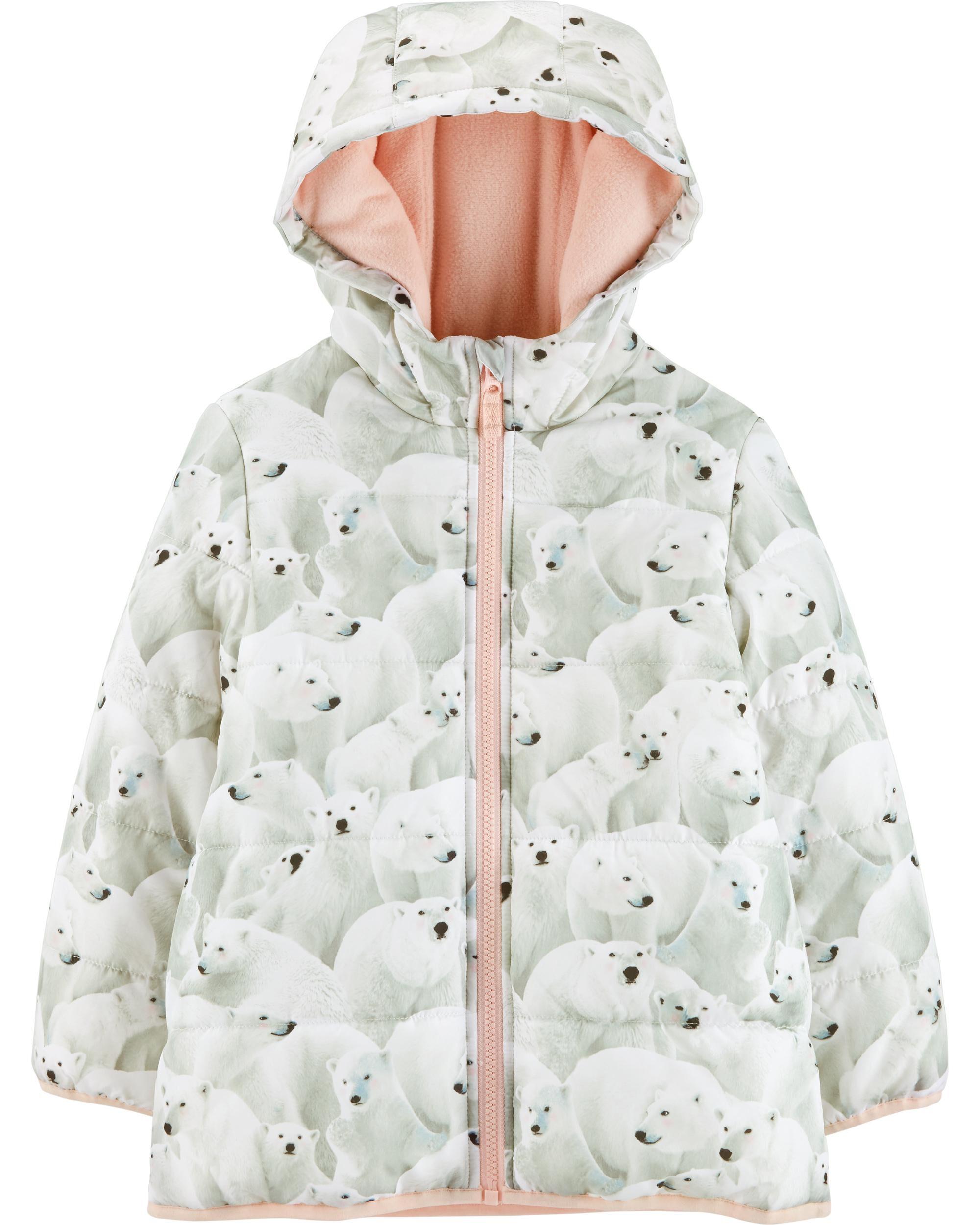 *CLEARANCE* Polar Bear Puffer Jacket