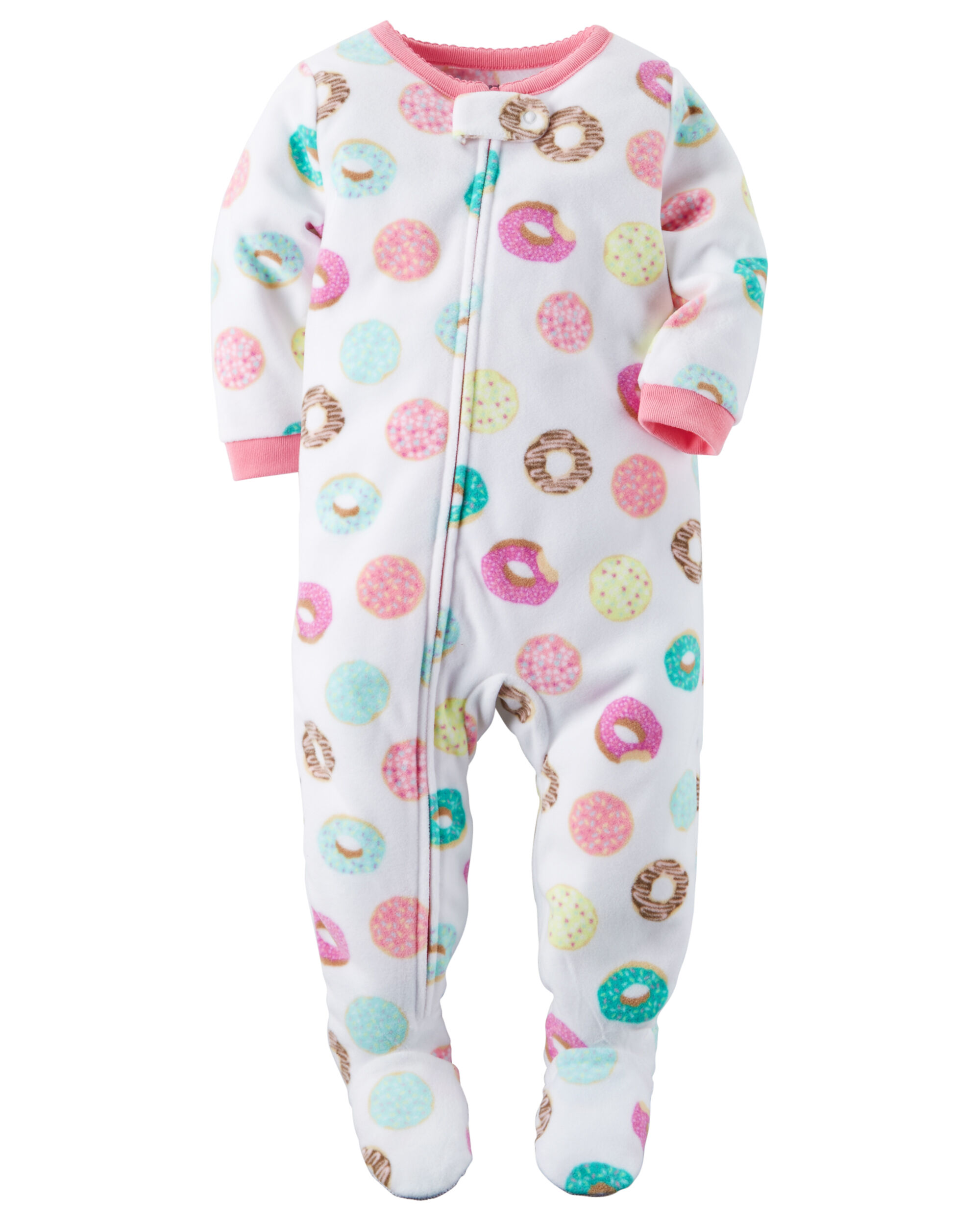 newborn baby girl sleepwear. Help your little darling on their way to the land of nod with our range of baby girls' sleepwear. Made from soft fabrics and available in a range of colours and pretty prints, there's plenty to choose from.