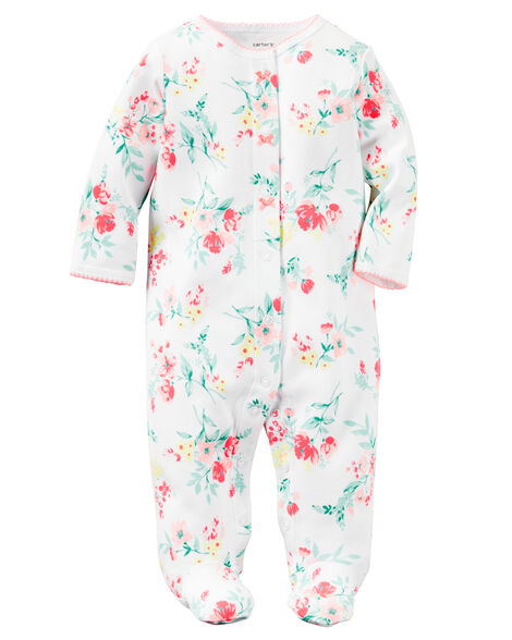 226400ca4 Cotton Snap-Up Sleep   Play
